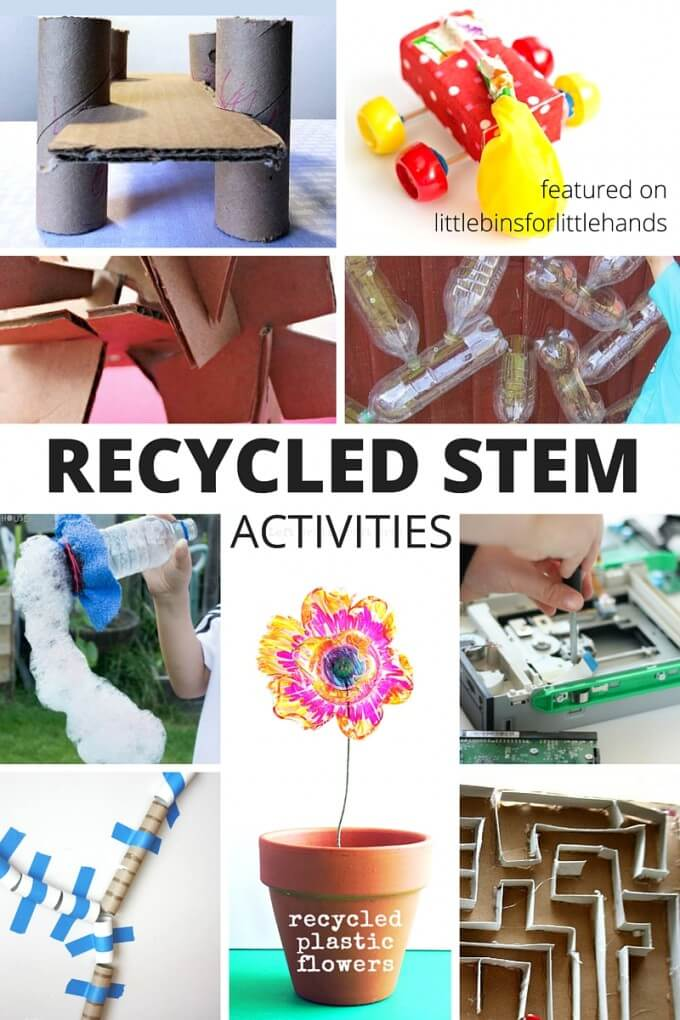 Toilet Paper Dispenser For Kids Recycled Stem Activities And Stem Challenges For Kids