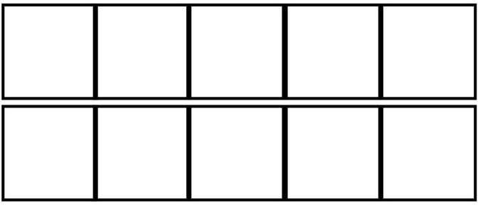 blank ten frames - Towerssconstruction