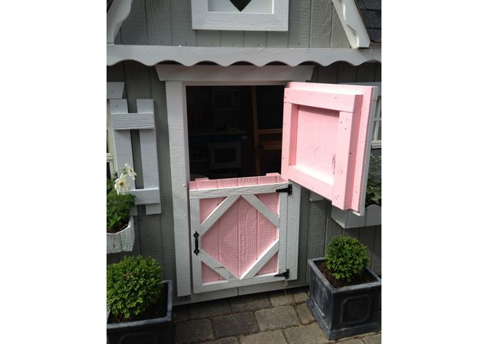 Outdoor Wood Playhouse  sc 1 st  Sanfranciscolife & Playhouse Doors - Sanfranciscolife