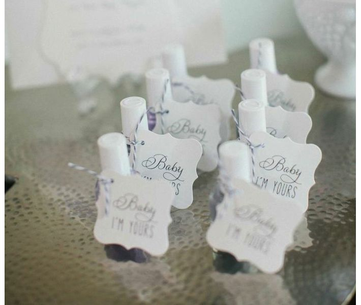Baby Girl Nursery Removable Wallpaper How To Plan The Perfect Baby Shower Hint Start With The