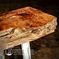 Fireplace Mantel | Wood Slab Mantel | 433 | Littlebranch Farm