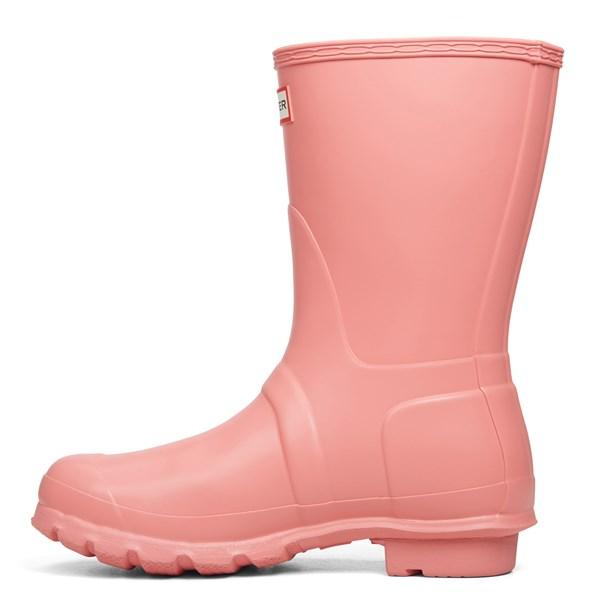 Women39s Original Short Light Pink Rain Boots Little Burgundy