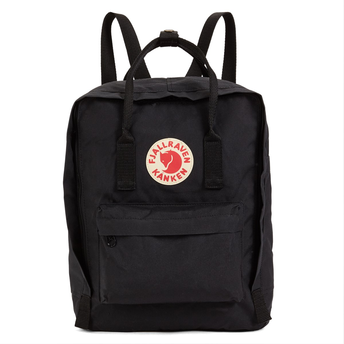 Backpack Black Kanken Backpack In Black Little Burgundy