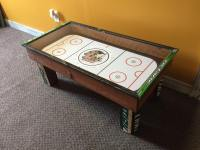 Hockey Stick Coffee Table Shadow Box - Little Champ Frames