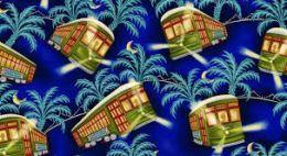 Streetcar fabric