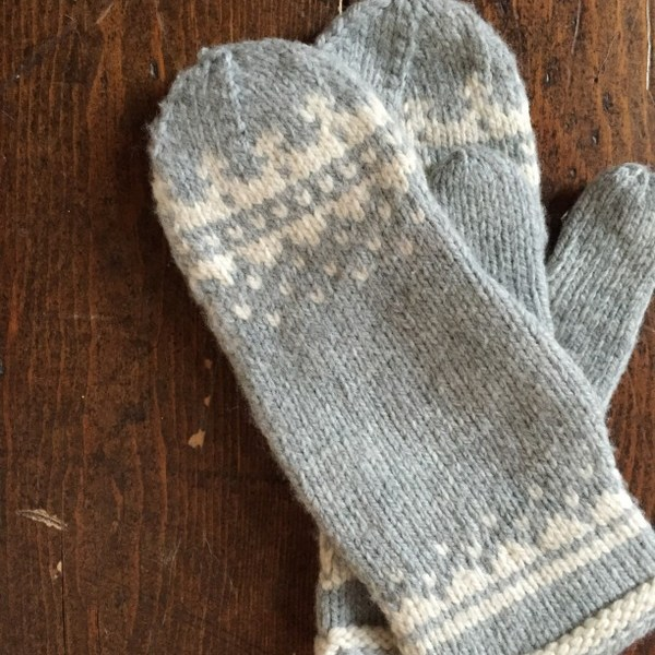 FPF #32 Sacket's Harbor Mittens