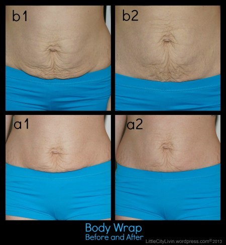 It Works Wraps Excess Skin