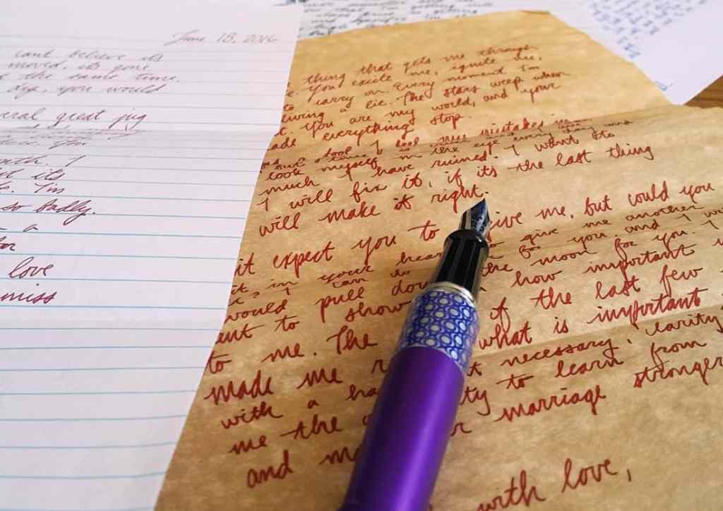 Writing letters is great for you and wonderful to receive, so pick up your pen and make communication personal again!
