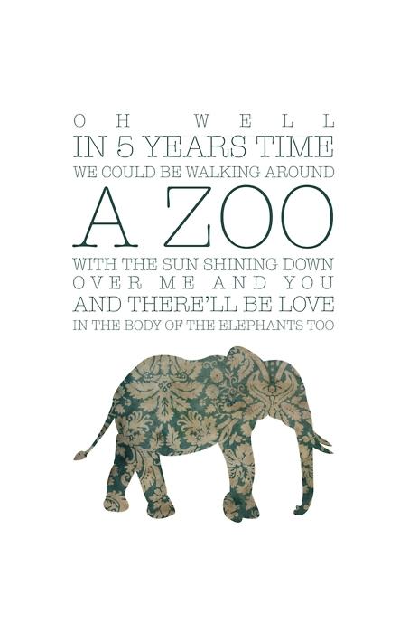 5 Years Time\u2026 littleduckbooks - in five years time