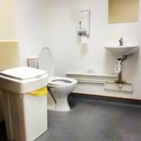 Baby feeding rooms *pass the hand sanitiser*