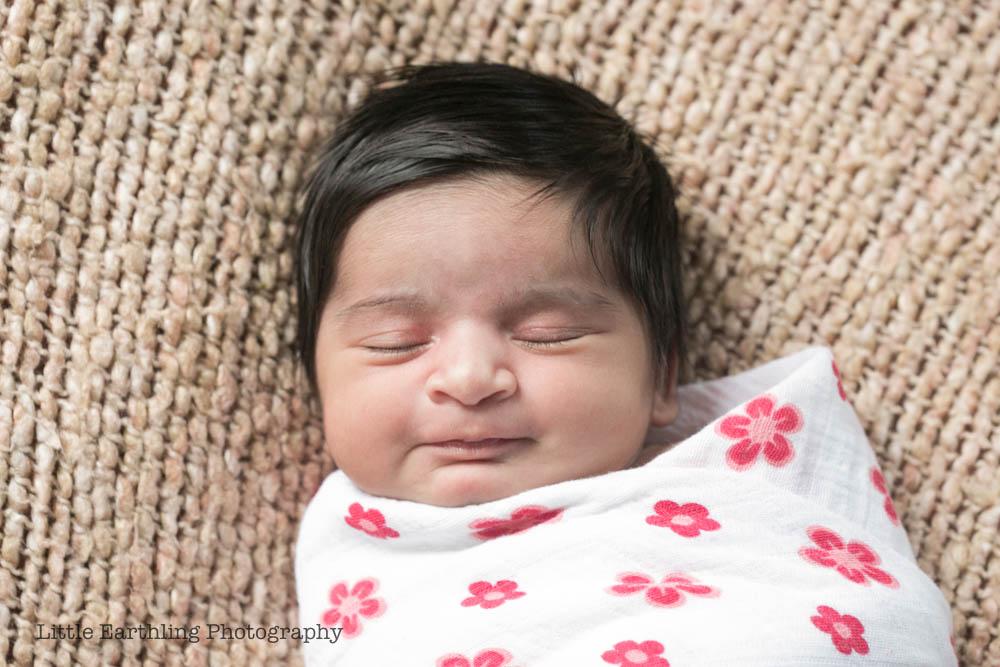 Siya's Newborn Session {Bellingham Newborn Photographer}