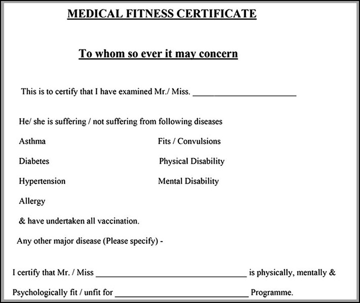 Use Fake Doctors Note Template To Survive u2013 Little English Halo Blog - doctors note template