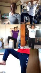リモートトレーニング