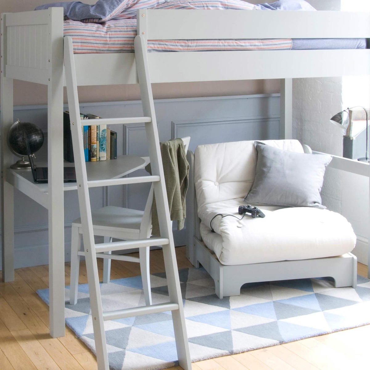 Snooze Bunk Beds The Savvy Parent S Guide To Buying A High Sleeper Bed Little