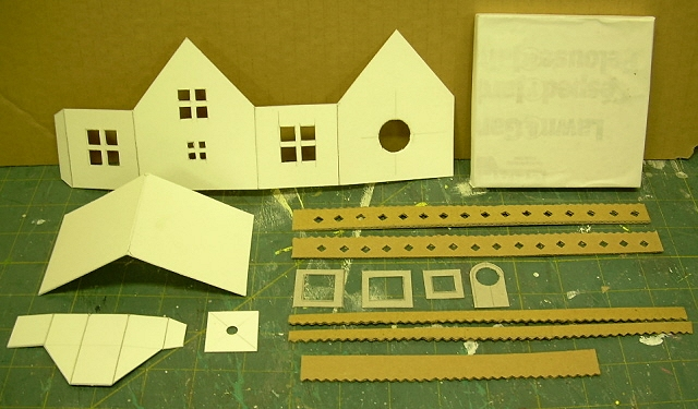 Building a Glitterhouse - Howard\u0027s How-To\u0027s, from