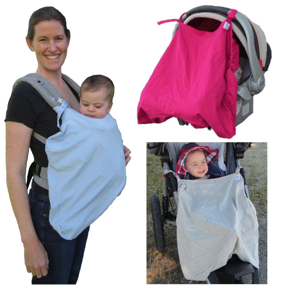 Car Seat Carrier Stroller Sun Baby Carrier Cover Imperfect Products