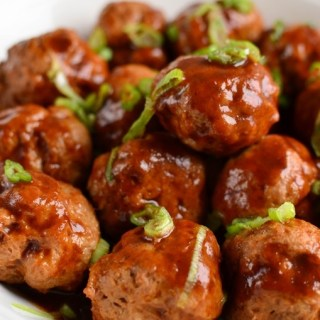Little Grazers Chicken Meaballs in Hoisin Sauce- dairy free, fussy eaters, kids meals, family meals, baby led weaning, blw