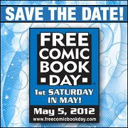 May 5: Free Comic Book Day