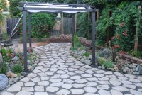 Small California Backyard Transformation: Water wise and ...