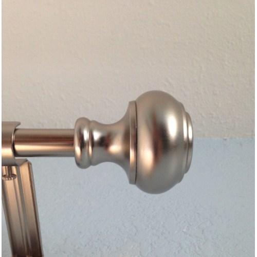 Medium Crop Of Wood Curtain Rods