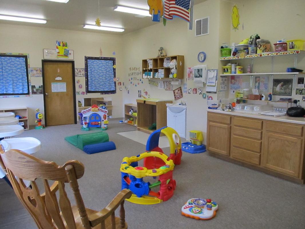 Infant Room Little Huskies Daycare Center Preschool