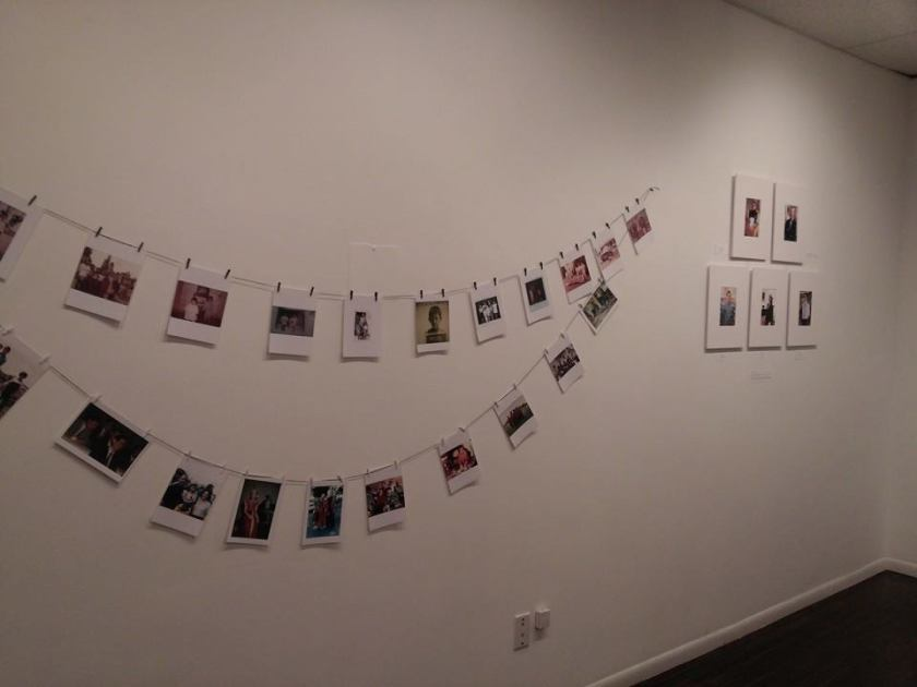 Lao Diaspora Project exhibit