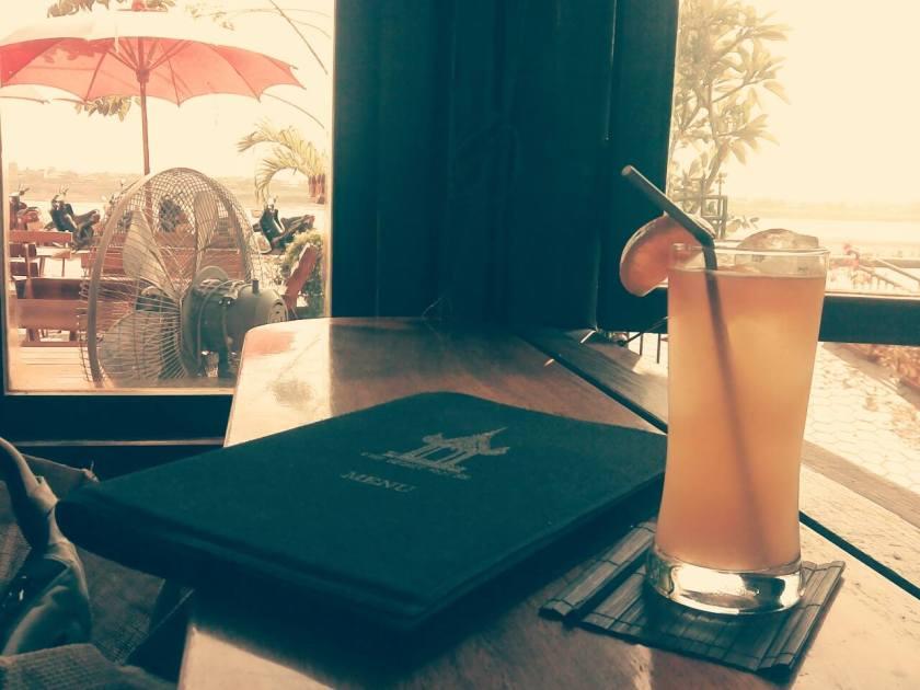 Zombie Cocktail, Spirit House, Vientiane