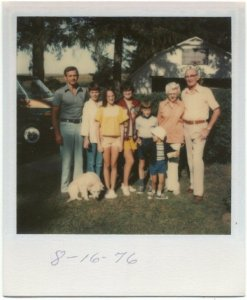 The Worra Family, 1970s