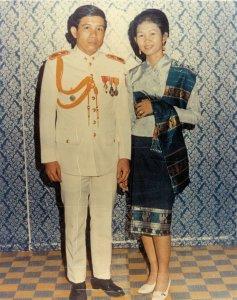 A Portrait of Proud Parents