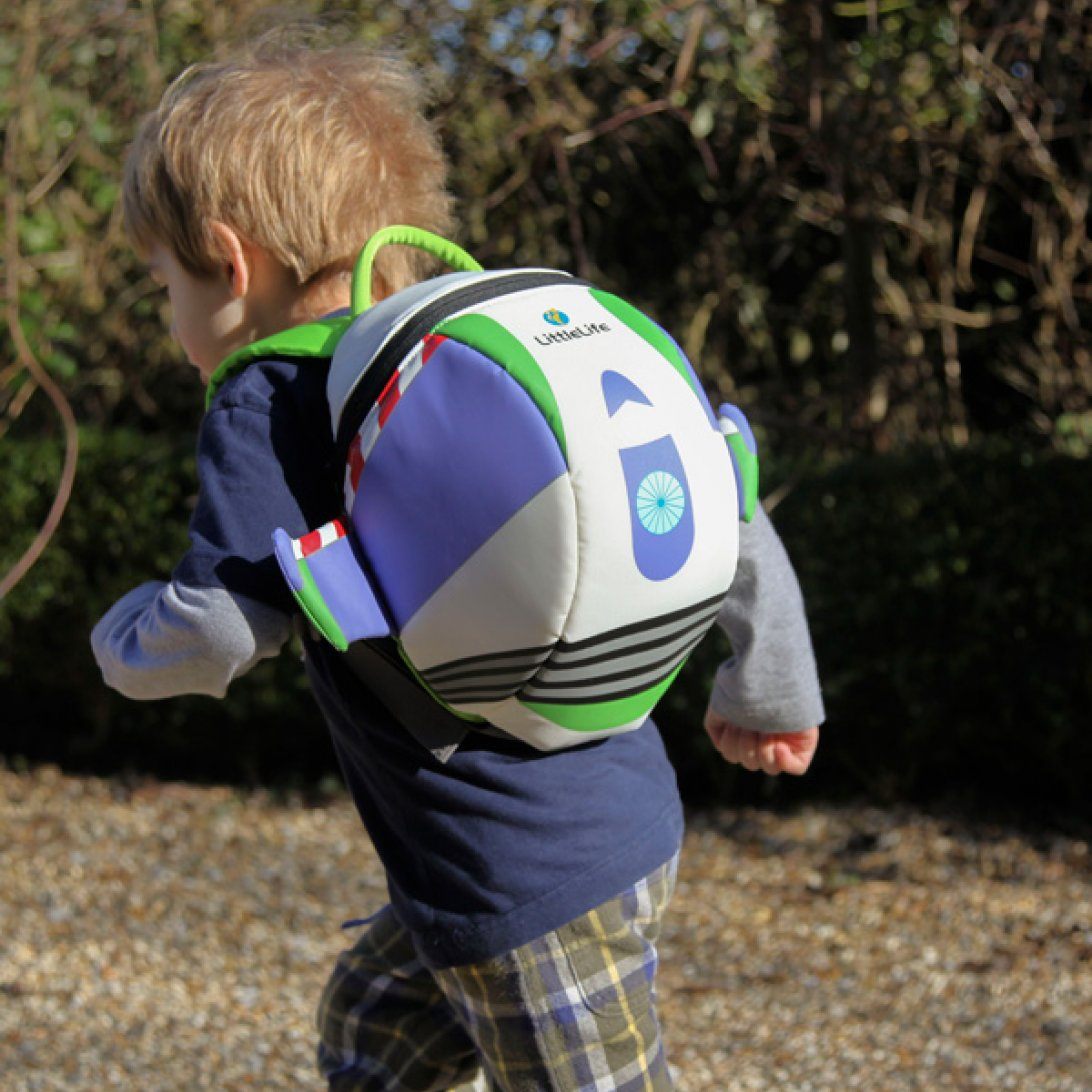 Baby Cots Next Big Buzz Lightyear Backpack Kids Character Backpacks