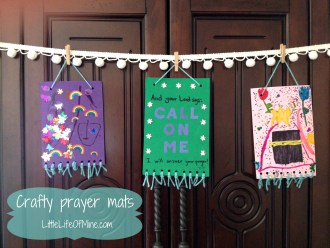 prayer mats/rugs pin