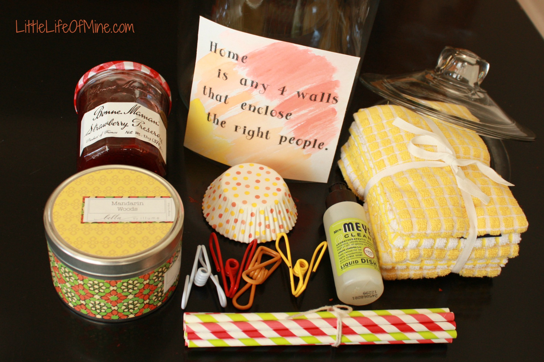 Homemade Housewarming Gift Ideas Housewarming Gift In A Jar Littlelifeofmine