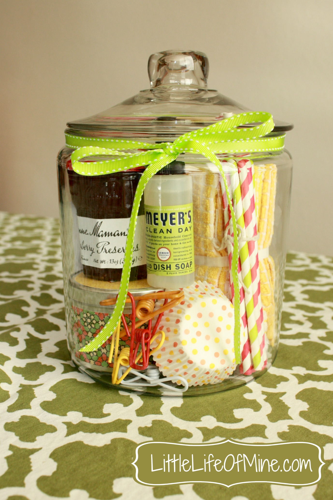 What To Buy For Housewarming Party Housewarming Gift In A Jar Littlelifeofmine
