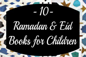 Ramadan and Eid Books for Children