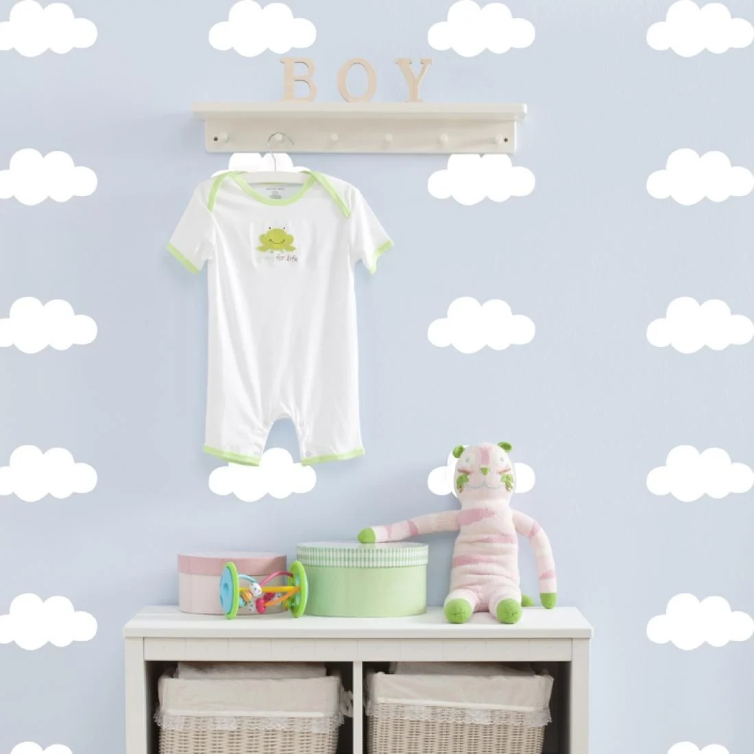 Decorative Wall Stickers Cloud Decorative Wall Stickers