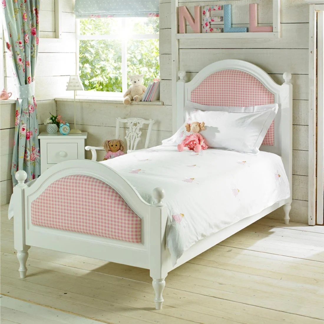 Single Beds For Kids Sammy Girls Bed Childrens Bedroom Furniture Uk