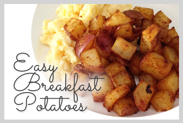 Breakfast Potatoes Post Image