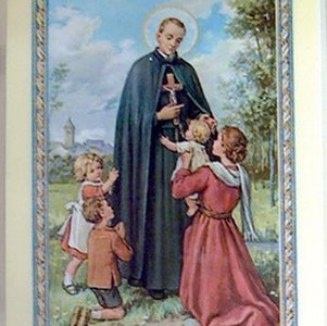 ST. GERARD, PATRON & PROTECTOR OF EXPECTANT MOTHERS