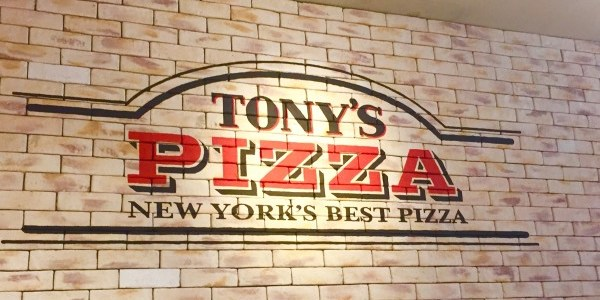 FOOD DISCOVERIES: TONY'S PIZZA (SINGAPORE)