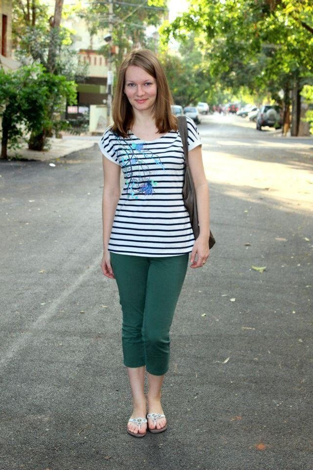 Russian Expat in India
