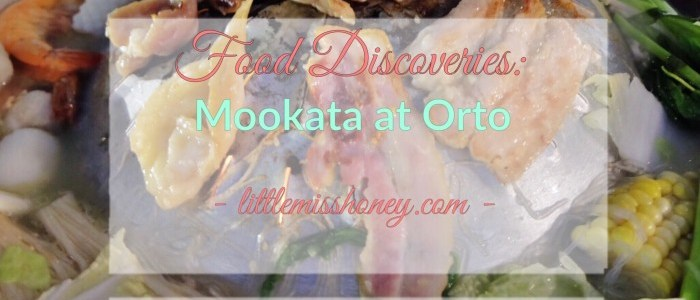 FOOD DISCOVERIES: MOOKATA AT ORTO
