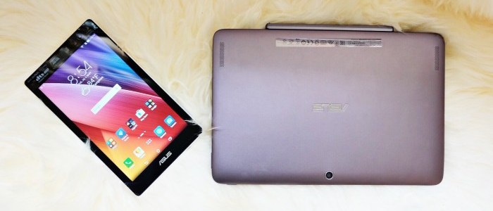 ASUS TRANSFORMER BOOK T100TA & ASUS ZENPAD 7: GADGETS FOR BLOGGERS