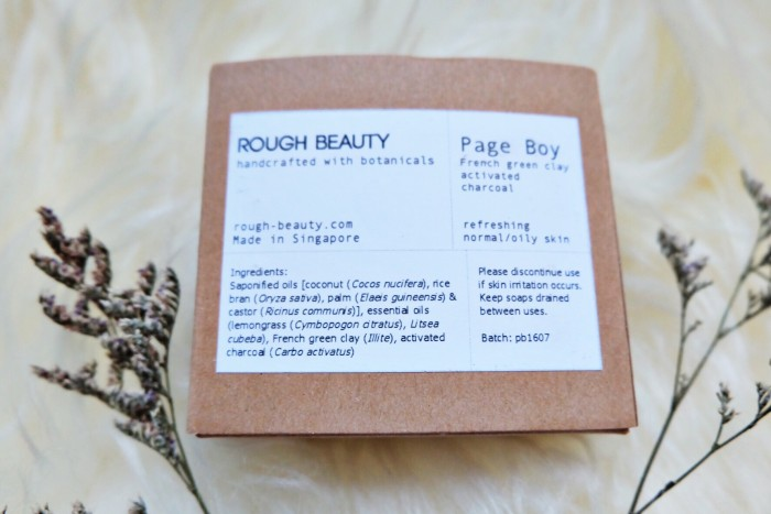 ROUGH BEAUTY SOAP
