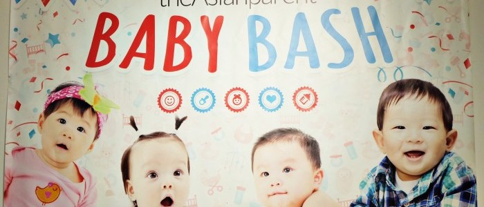 THEASIANPARENTS BABY BASH
