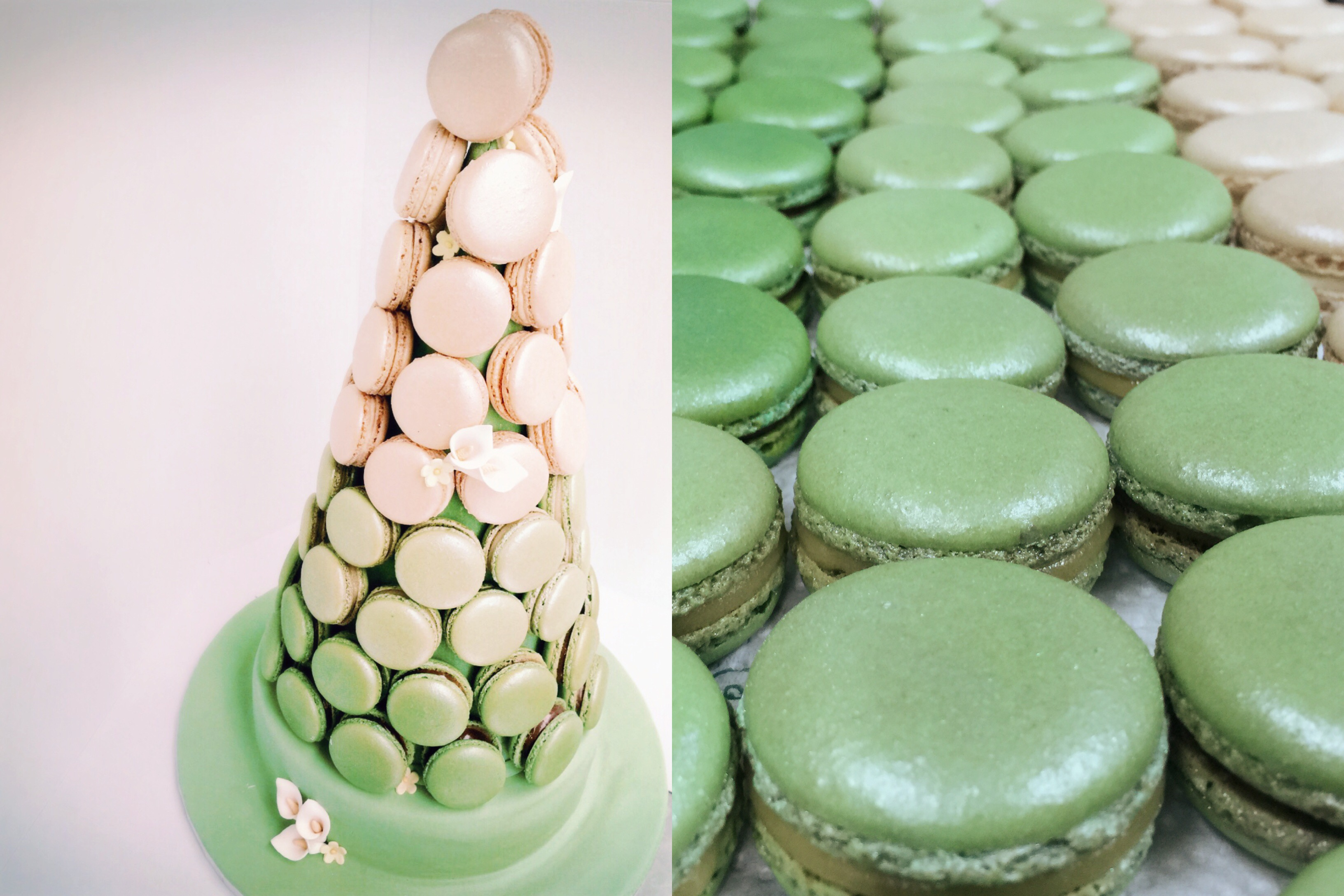 Dessert Paris Macaron Display & Towers – Little Miss Macarons