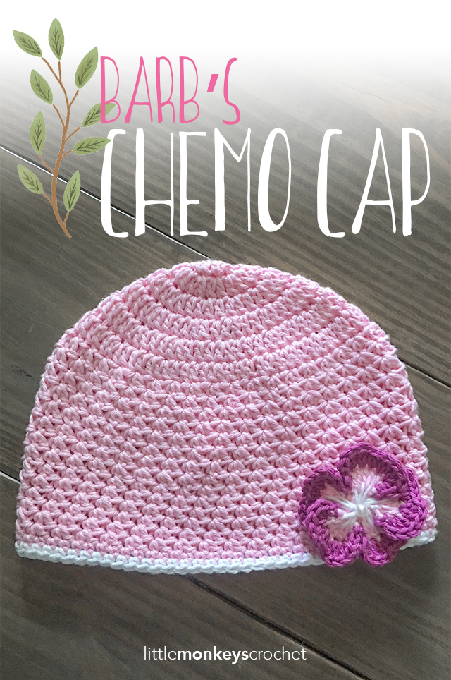 Barb's Chemo Cap