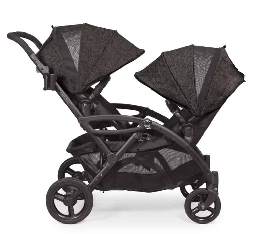 Best Pushchairs Independent The 10 Best Double Strollers To Buy 2020 Littleonemag