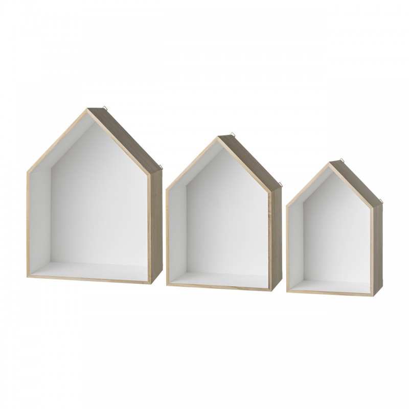 Regal Hausform Bloomingville - Shadow Box White
