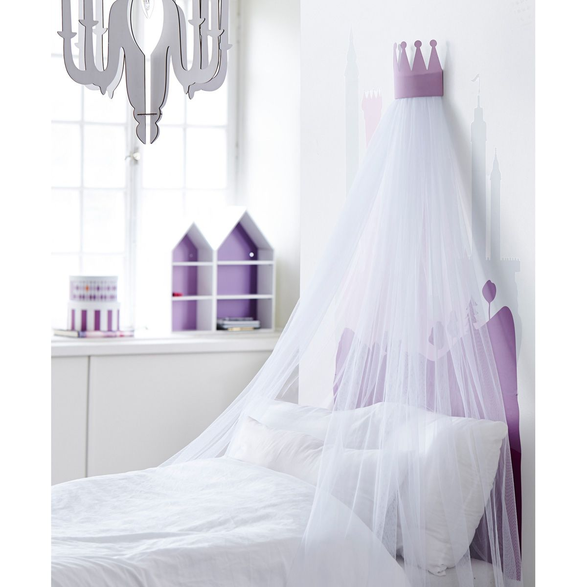 Betthimmel Kinderbett Betthimmel Fairy Von Kids Concept Kaufen Bei Little Roomers