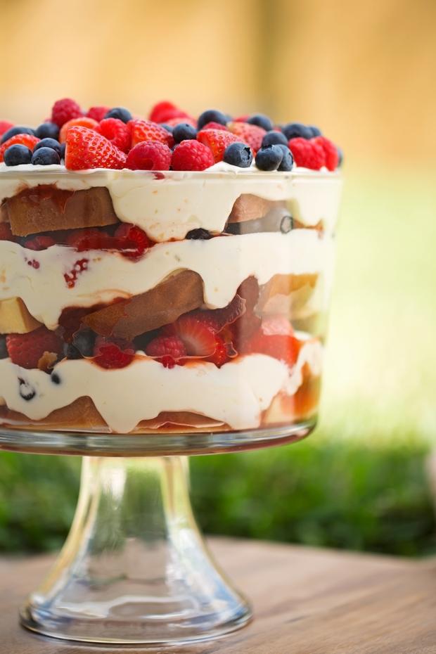Quick Soaked Fruit Cake